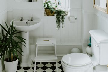 bathroom furniture details