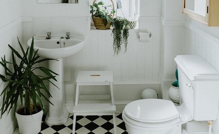 bathroom furniture details