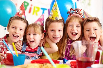 birthday party kids