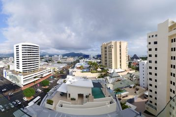 cairns australia city view