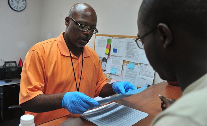 drug detox test centre