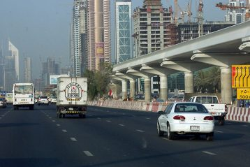dubai street cars vehicles