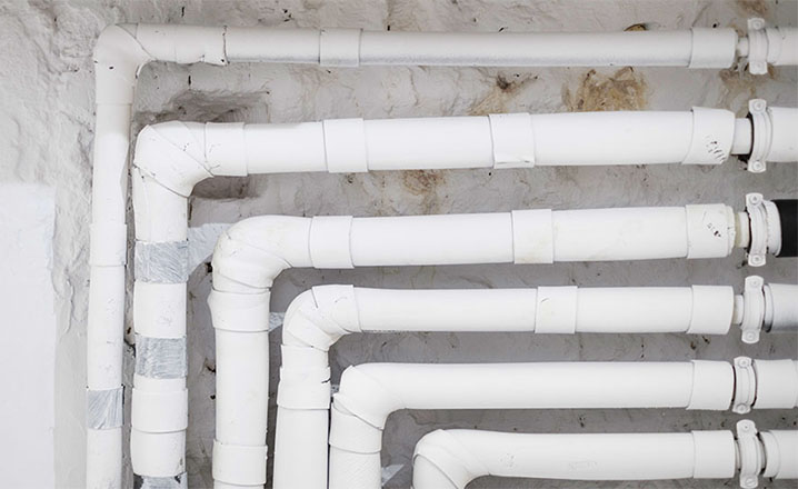 insulated water pipes