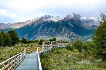south america trekking