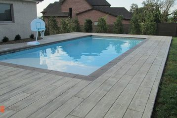 stamped concrete example photo