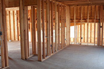 timber house frame