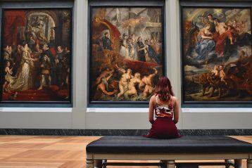 visit at museum