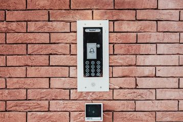 wall alarm system